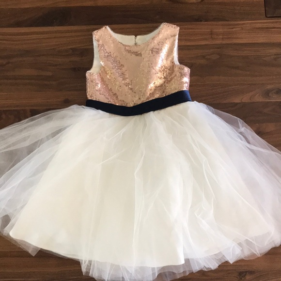 0df37baa4 JJ's House Dresses | Jjs House Sparkle Flower Girl Dress | Poshmark